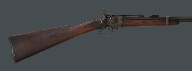 A Smith's Patent breechloading carbine