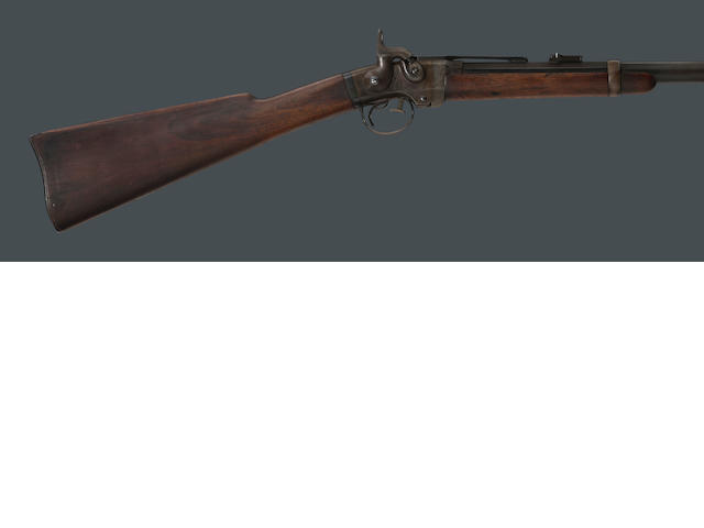 A Smith's Patent breechloading carbine