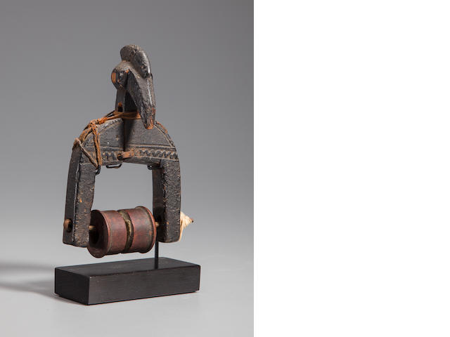 Senufo Heddle Pulley, Ivory Coast