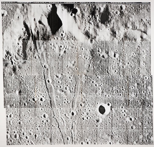 Lunar Orbiter 4-part