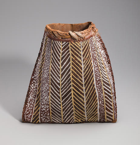 Tiwi Mortuary Basket