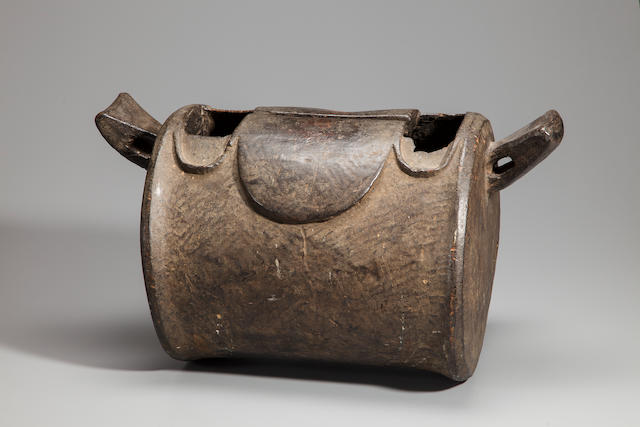 Ndengese Slit Drum, Democratic Republic of the Congo
