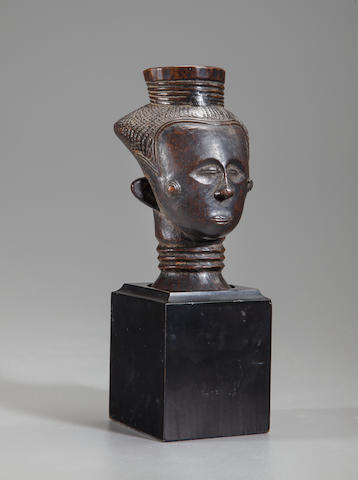 Kuba Head Vessel, Democratic Republic of the Congo