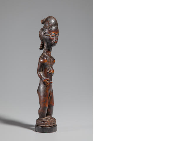Baule Male Figure, Ivory Coast