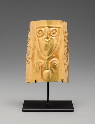 Bracelet, South Coast Nazca Region,<BR />ca. A.D. 500 - 800