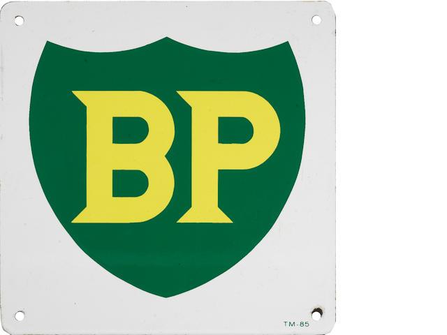 A BP pump plate,