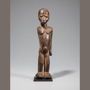 Lobi Female Figure