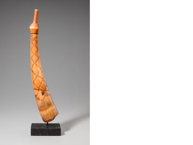 Trumpet, DRC