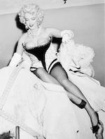 A Marilyn Monroe limited edition portfolio of black and white photographs, 1955, 2012