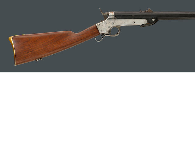 A Sharps & Hankins Model 1862 Navy carbine