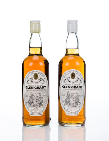 Glen Grant 45 year old