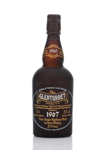 Glenturret 1967- 21 year old