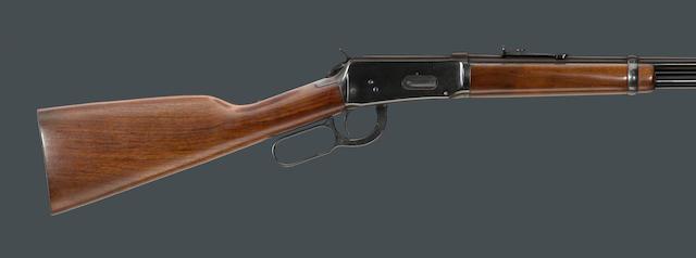 A Winchester Model 94 carbine