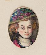 Henriette Hirshman Autograph Book