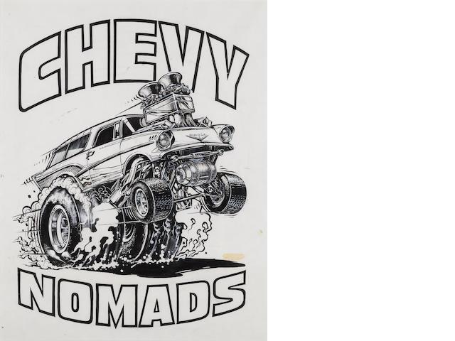 Roth Studios, 'Chevy Nomad',