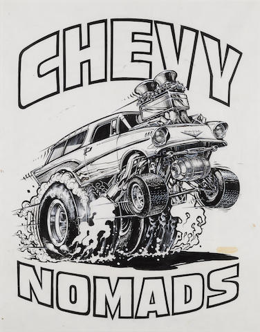 Roth Studios, 'Chevy Nomad',