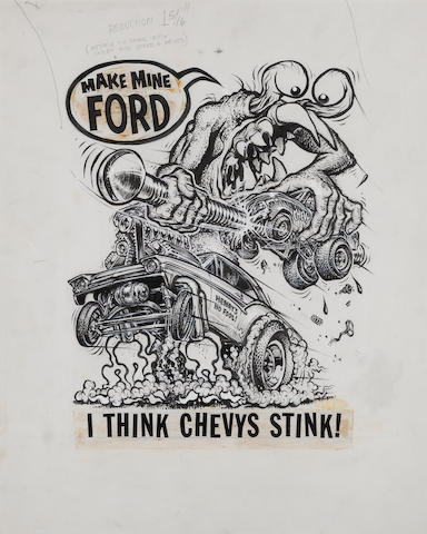 Roth Studios, 'Make mine Ford'