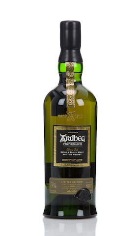 Ardbeg Provenance 1974- 25 year old