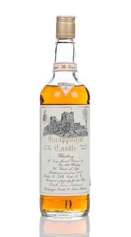 Knappogue Castle 1951- 36 year old (1)