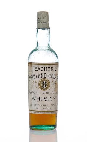Teacher's Highland Cream