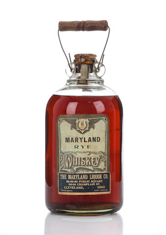 Maryland Rye Whiskey