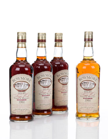 Bowmore 1964- 38 year old (1)