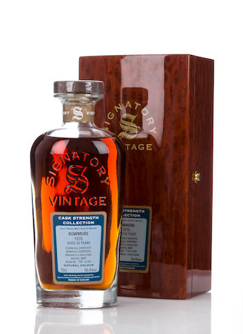 Bowmore 1970- 34 year old (1)