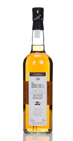 Brora 1972- 30 year old (1)
