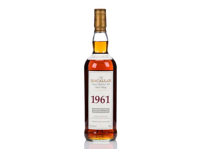 Macallan Fine & Rare 1961- 40 year old (1)
