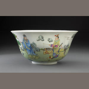 Daoguang marked bowl