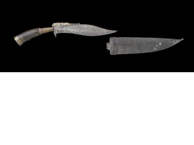 A scarce Balinese ritual knife