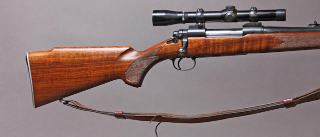 A .270 Winchester caliber Remington Model 725 bolt action sporting rifle
