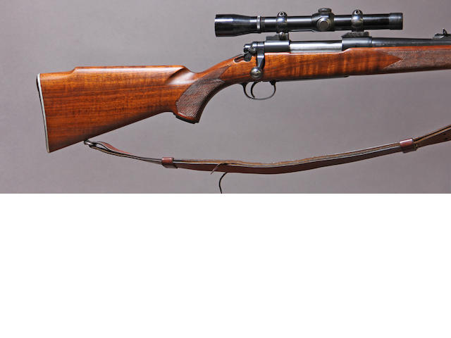 A .270 Wichester caliber Remington Model 725 bolt action sporting rifle