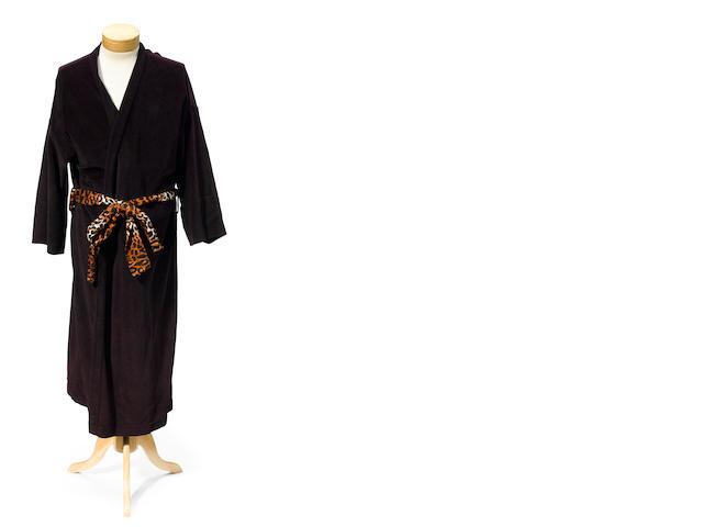 A John Belushi bathrobe