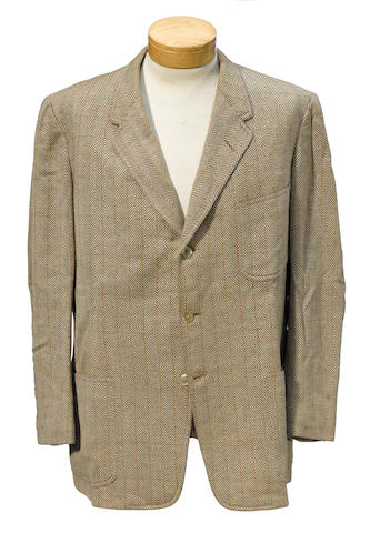 An Arthur Godfrey sport coat