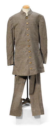 A Sammy Davis Jr. tweed suit