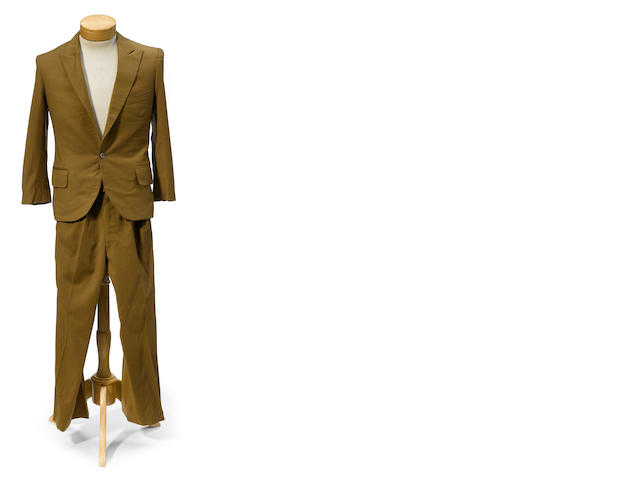 A Sammy Davis Jr. suit and tie