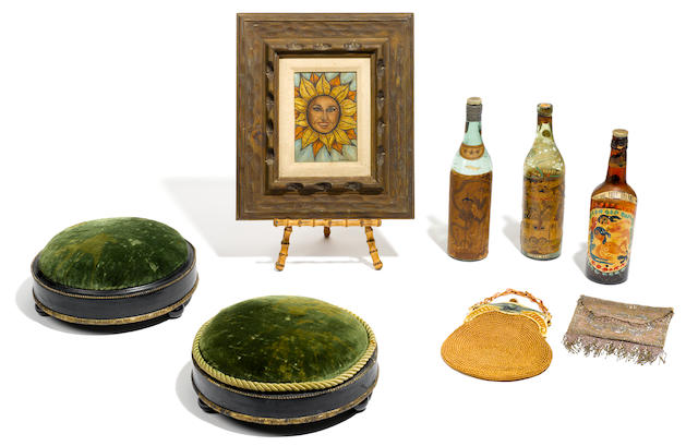 A Gypsy Rose Lee-owned group of items
