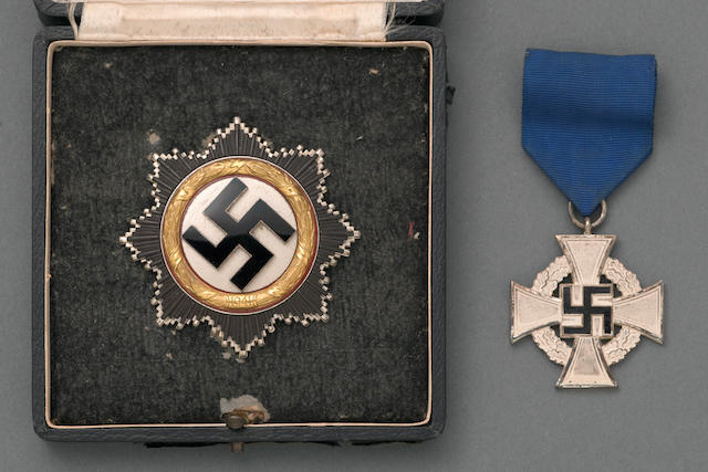 A lot of two German World War II military orders