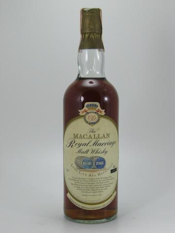 Macallan Royal Marriage (1)