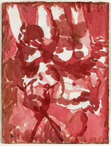 Rezi van Lankveld (born 1973) Limbo, 2003 13 x 9 7/8in. (33 x 25.1cm)