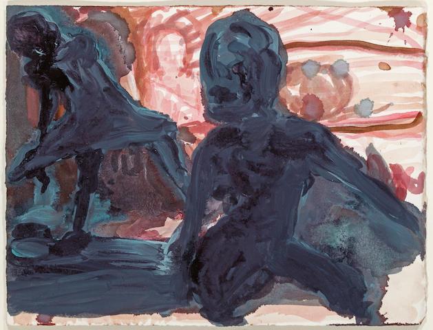 Rezi van Lankveld (born 1973) Untitled, 2003 9 7/8 x 13in. (25.1 x 33cm)