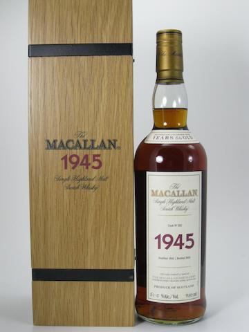 Macallan Fine & Rare 1945- 56 year old (1)