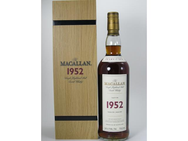 Macallan Fine & Rare 1952- 49 year old (1)