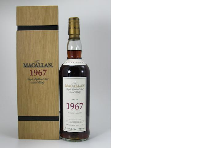 Macallan Fine & Rare 1967- 35 year old (1)