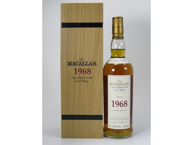 Macallan Fine & Rare 1968- 34 year old (1)