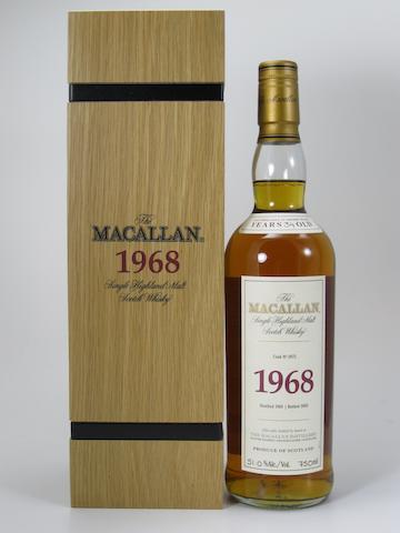 Macallan Fine & Rare 1968- 34 year old (1)