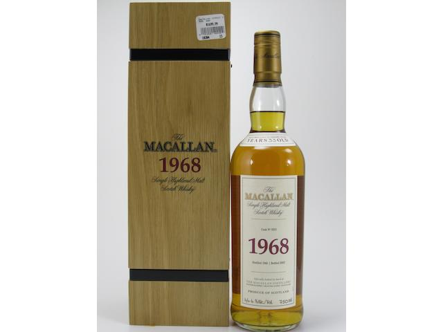 Macallan Fine & Rare 1968- 33 year old (1)