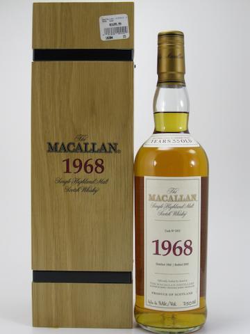 Macallan Fine & Rare 1968- 33 year old (1)