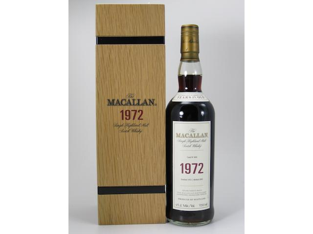Macallan Fine & Rare 1972- 29 year old (1)
